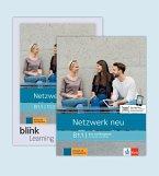 Netzwerk neu B1.1 - Media Bundle. Kurs- und Übungsbuch mit Audios/Videos inklusive Lizenzcode für das Kurs- und Übungsbuch mit interaktiven Übungen