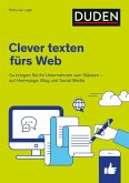 Duden Ratgeber - Clever texten fürs Web (eBook, ePUB)