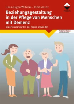 Beziehungsgestaltung in der Pflege von Menschen mit Demenz (eBook, ePUB) - Wilhelm, Hans-Jürgen