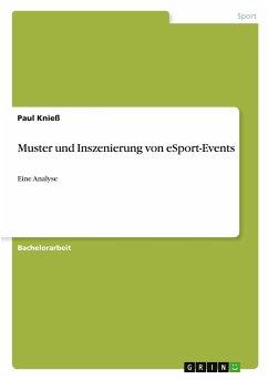Muster und Inszenierung von eSport-Events