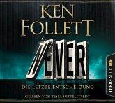 Never - Die letzte Entscheidung, 12 Audio-CD