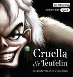Villains: Cruella, die Teufelin, 1 MP3-CD