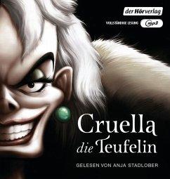 Image of Cruella, die Teufelin / Disney - Villains Bd.7 (1 MP3-CD)