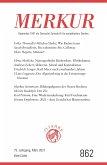 MERKUR Gegründet 1947 als Deutsche Zeitschrift für europäisches Denken - 2021-03 (eBook, ePUB)