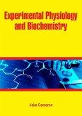 Experimental Physiology and Biochemistry (eBook, ePUB)