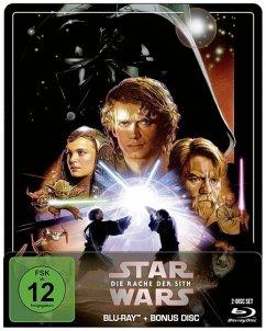 Star Wars: Episode III - Die Rache der Sith Steelbook