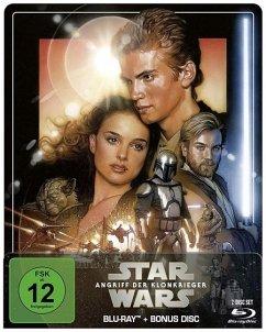 Star Wars: Episode II - Angriff der Klonkrieger Steelbook