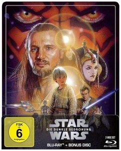 Star Wars: Episode I - Die dunkle Bedrohung Steelbook