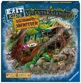 Exit Adventskalender Kids 2021 - Dschungel