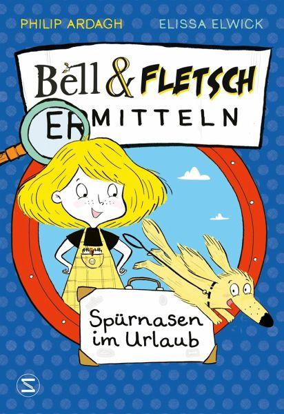 Buch-Reihe Bell und Fletsch ermitteln