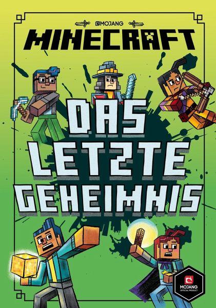 Buch-Reihe Minecraft Erste Leseabenteuer