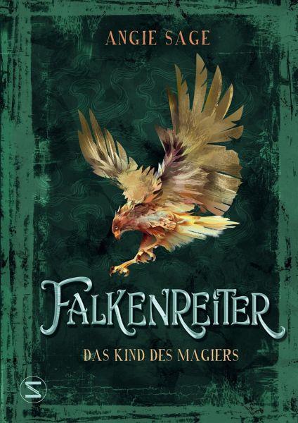 Buch-Reihe Falkenreiter