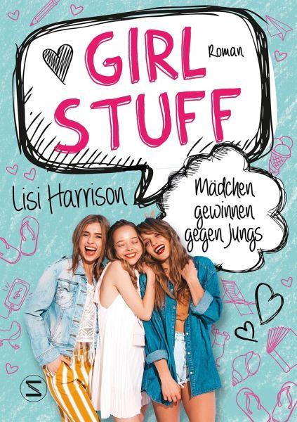 Buch-Reihe Girl Stuff