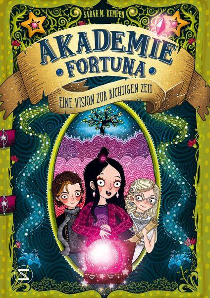 Buch-Reihe Akademie Fortuna