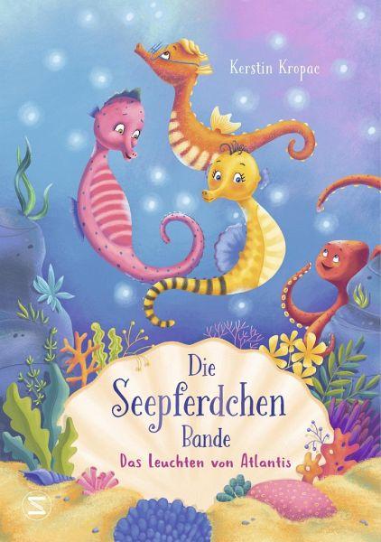 Buch-Reihe Die Seepferdchen-Bande