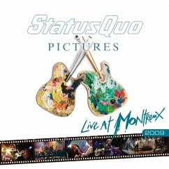 Pictures-Live At Montreux 2009 (Cd+Bd) - Status Quo