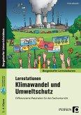 Lernstationen Klimawandel und Umweltschutz