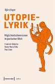 Utopielyrik (eBook, PDF)