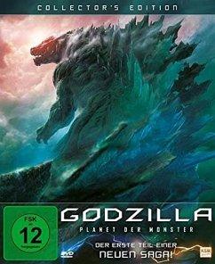 Godzilla: Planet der Monster Collector's Edition
