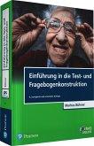 Einführung in die Test- und Fragebogenkonstruktion (eBook, PDF)