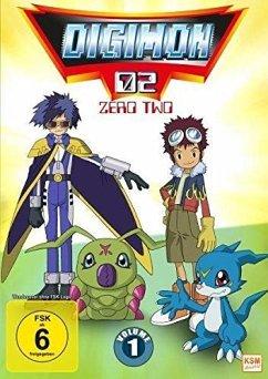 Digimon Adventure - Staffel 2.1 (Ep.1-17) (3 DVDs)