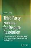 Third Party Funding for Dispute Resolution