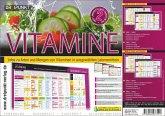 Info-Tafel-Set Vitamine