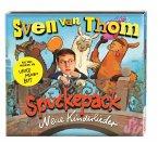 Spuckepack, 1 Audio-CD