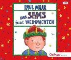 Das Sams 9. Das Sams feiert Weihnachten, 3 Audio-CD