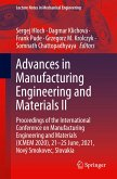 Advances in Manufacturing Engineering and Materials II