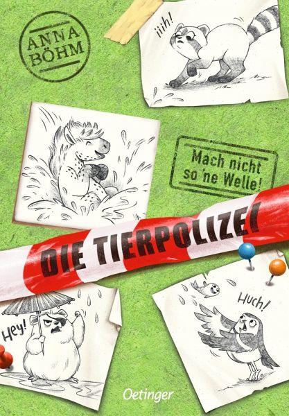 Buch-Reihe Die Tierpolizei