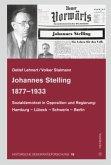 Johannes Stelling 1877-1933