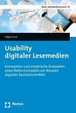 Usability digitaler Lesemedien