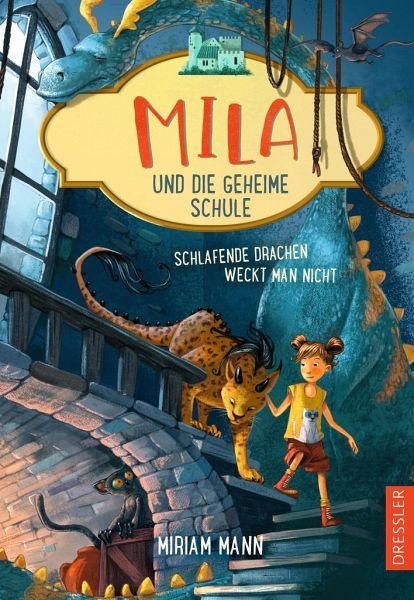 Buch-Reihe Mila und die geheime Schule