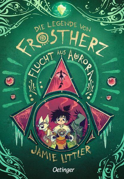 Buch-Reihe Die Legende von Frostherz