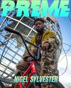 Preme Magazine Black Bmx Edition: Nigel Sylvester, Brad Simms, Chad Kerley, DeMarcus Paul - Magazine, Preme
