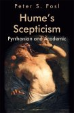 Hume's Scepticism: Pyrrhonian and Academic