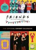 Friends: The Official Advent Calendar Book