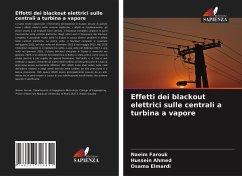 Effetti dei blackout elettrici sulle centrali a turbina a vapore - Farouk, Naeim;Ahmed, Hussein;Elmardi, Osama