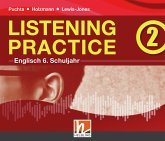 Listening Practice 2, 2 Audio-CD