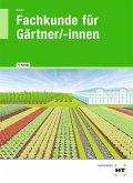 eBook inside: Buch und eBook Fachkunde für Gärtner/-innen