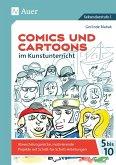 Comics und Cartoons im Kunstunterricht