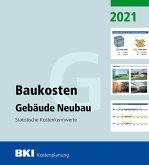 BKI Baukosten Gebäude Neubau 2021
