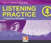 Listening Practice 4, 3 Audio-CD