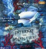 Die Falle / Das Internat der bösen Tiere Bd.2 (1 MP3-CD)