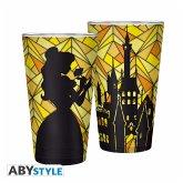 ABYstyle Disney Die Schöne und das Biest XL Glas