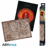 ABYstyle - Herr der Ringe Chibi Poster Set