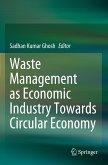 Waste Management as Economic Industry Towards Circular Economy