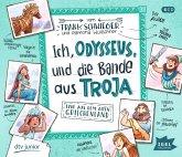 Ich, Odysseus, und der Trupp aus Troja, 6 Audio-CD