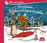 Die schönsten Weihnachtsgeschichten, 1 Audio-CD